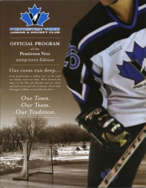 Penticton Vees Game Program