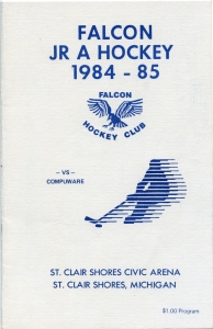 1984 85 north american hockey league nahl standings at for League two table 1984 85